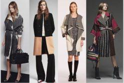 Модная одежда 2017 года осень