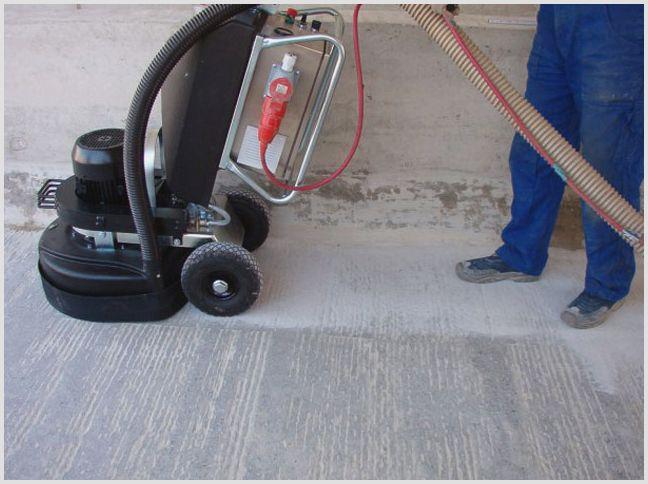 Чем и как шлифовать бетонный пол – инструкция для самостоятельного выполнения работ —