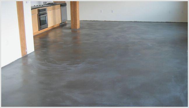Чем обработать бетонный пол от пыли – простые варианты —