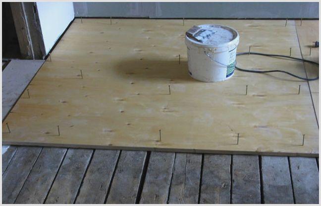 Чем обработать фанеру на полу – нужно ли пропитывать —