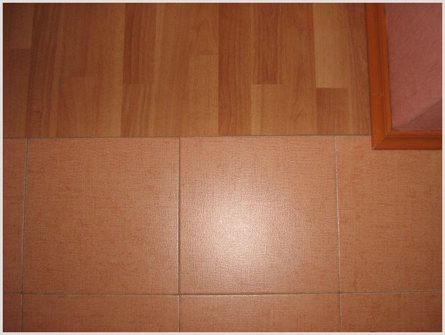 Как сделать стык плитки и ламината без порожка — варианты —
