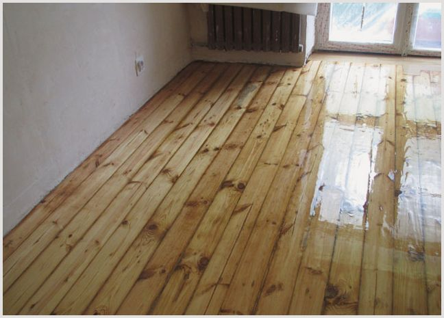 Как шлифовать деревянный пол – инструкция выполнения работ —