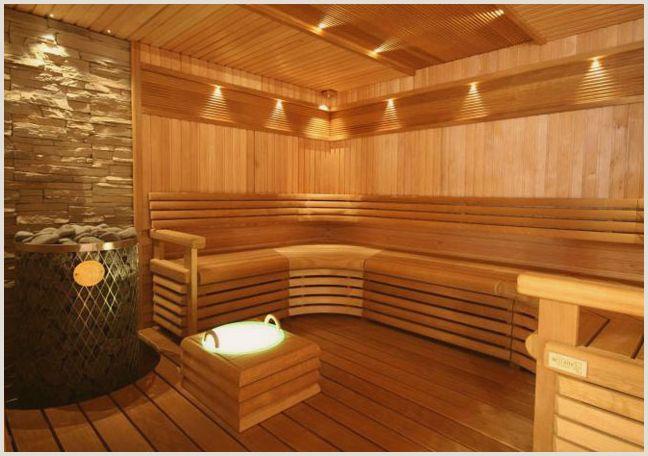 Какие полы лучше сделать в бане – выбираем покрытие —