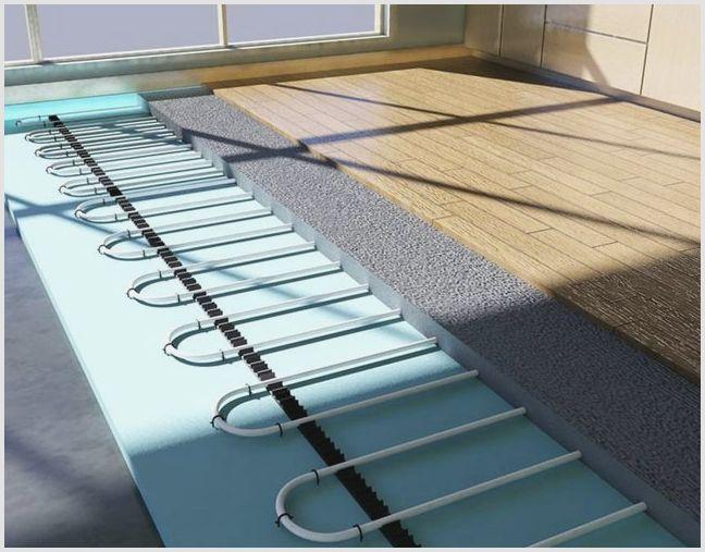 Можно ли укладывать водяной теплый пол под ламинат и как лучше это сделать —