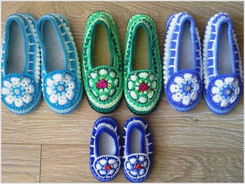 Вязание для начинающих: тапочки и носочки для новорожденных