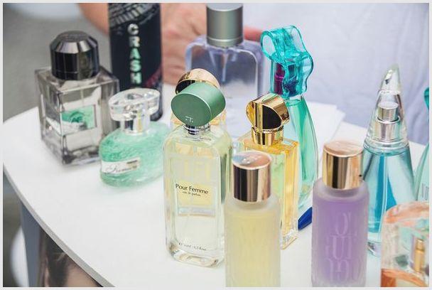 Качество сырья для парфюма