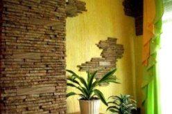 Применение строительных материалов для отделки стен
